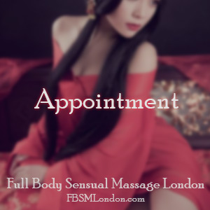 a Thai massage girl in London