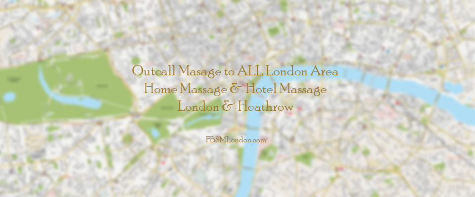 Home massage in London