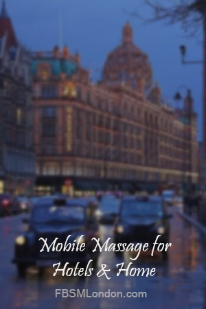 outcall massage London