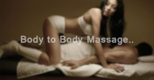 body to body massage in London