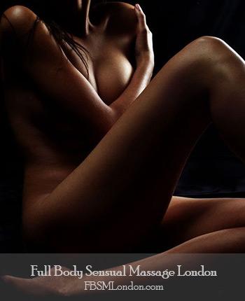 Nude full body massage in London