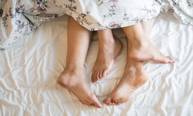 How to De-stress Your Partner With An intimate Massage.